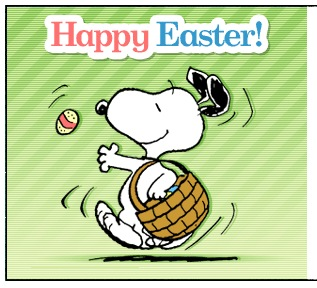 EasterSnoopy