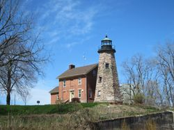 Genesee Riverway Trail-Lighthouse