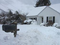 Snow-house-mailbox