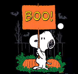 Peanuts-Snoopy-Halloween-Cards