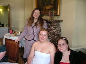Joanne, Nicola & Hanna